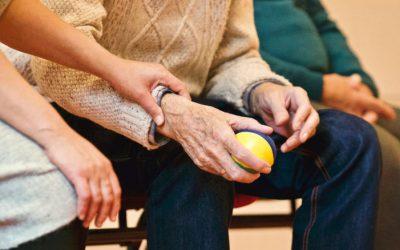 Ley de dependencia: Ayuda a los mayores